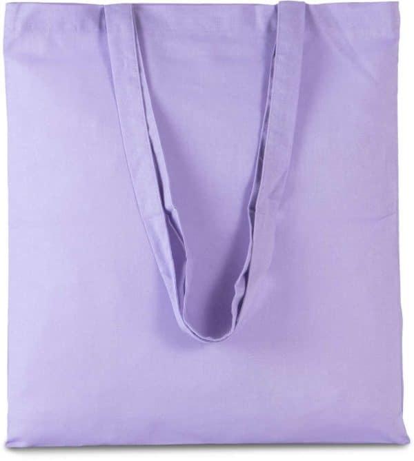 Light Violet Kimood BASIC SHOPPER BAG Táskák és Kiegészítők