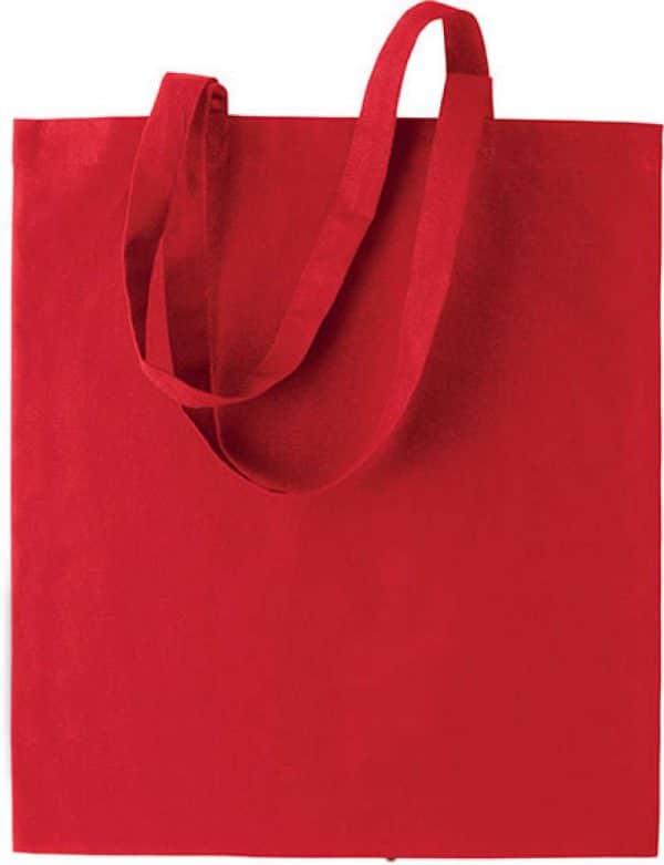 Arandano Red Kimood BASIC SHOPPER BAG Táskák és Kiegészítők