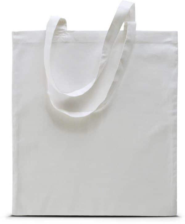 White Kimood BASIC SHOPPER BAG Táskák és Kiegészítők