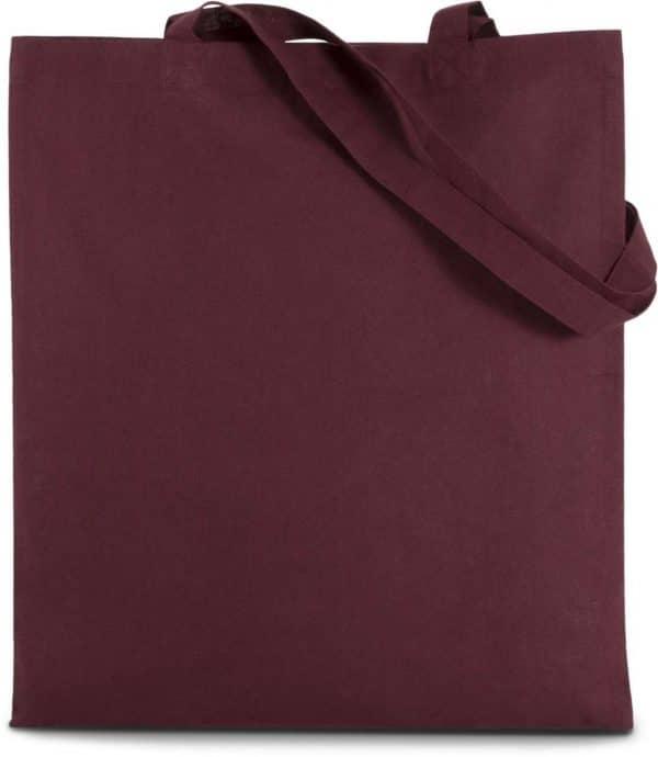 Wine Kimood BASIC SHOPPER BAG Táskák és Kiegészítők
