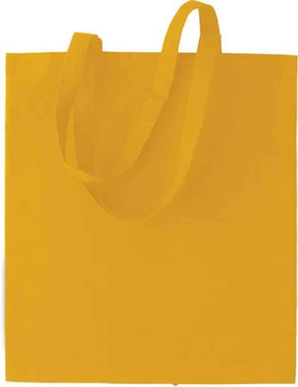 Yellow Kimood BASIC SHOPPER BAG Táskák és Kiegészítők