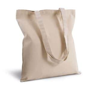 Kimood COTTON CANVAS SHOPPING BAG Táskák és Kiegészítők