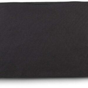 Black Kimood COTTON CANVAS TOILETRY BAG Táskák és Kiegészítők