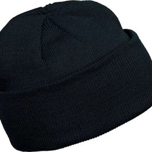 Black K-UP BEANIE Sapkák