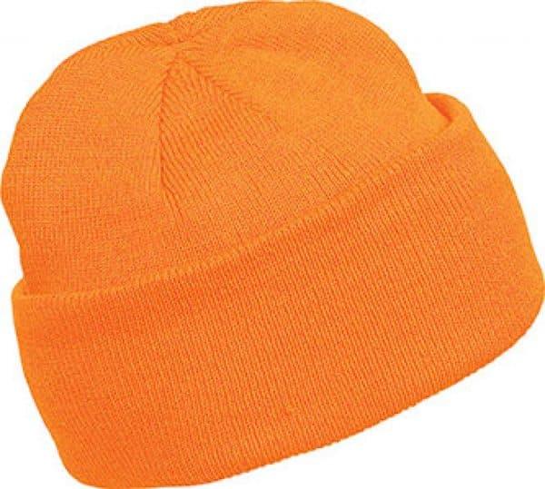 Fluorescent Orange K-UP BEANIE Sapkák