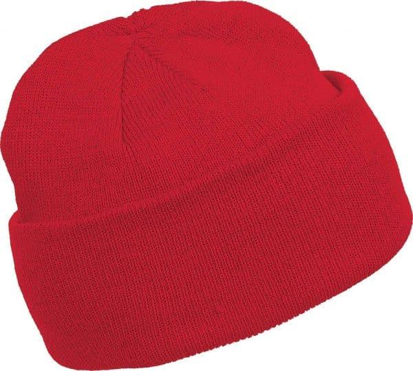 Red K-UP BEANIE Sapkák
