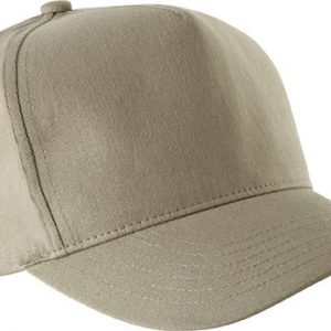 Beige K-UP ACTION II - 5 PANEL CAP Sapkák