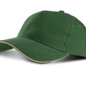 K-UP SANDWICH PEAK CAP - 5 PANELS Sapkák