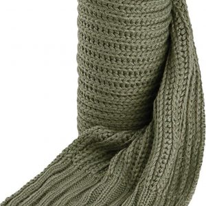 Military Green K-UP KNITTED SCARF Sapkák
