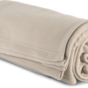 Beige K-UP POLAR FLEECE BLANKET Törölközõk