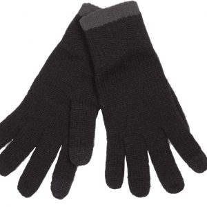 K-UP TOUCH SCREEN KNITTED GLOVES Sapkák