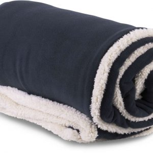Night Navy K-UP SHERPA BLANKET Törölközõk