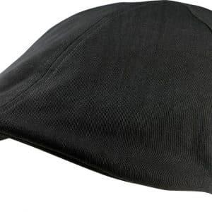 Black K-UP DUCKBILL HAT Sapkák
