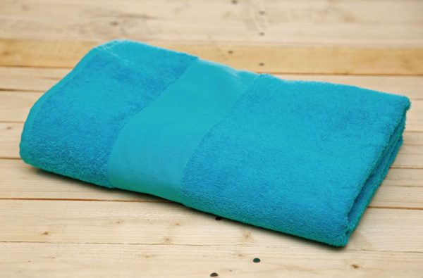 Caribbean Blue Olima OLIMA BASIC TOWEL Törölközõk