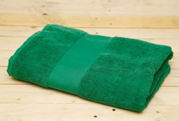 Kelly Green Olima OLIMA BASIC TOWEL Törölközõk