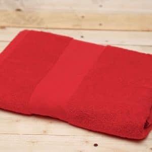 Red Olima OLIMA BASIC TOWEL Törölközõk