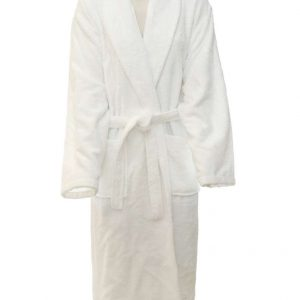 White Olima OLIMA BATHROBE TERRY Törölközõk