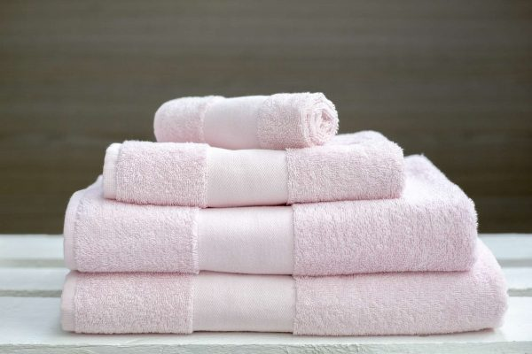 Baby Pink Olima OLIMA CLASSIC TOWEL Törölközõk