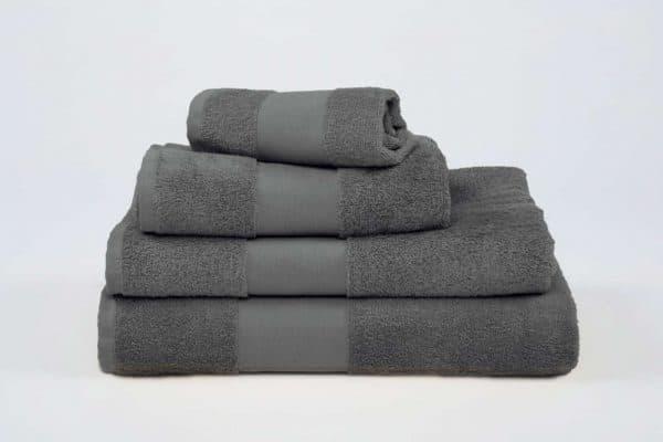 Charcoal Grey Olima OLIMA CLASSIC TOWEL Törölközõk