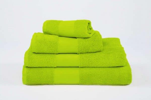 Citrus Green Olima OLIMA CLASSIC TOWEL Törölközõk