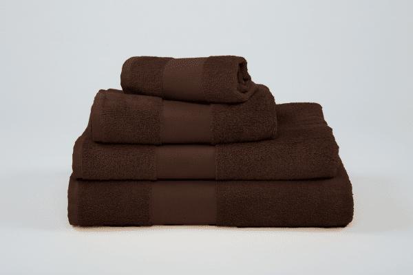 Dark Chocolate Olima OLIMA CLASSIC TOWEL Törölközõk