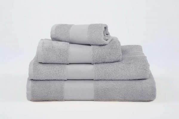 Light Grey Olima OLIMA CLASSIC TOWEL Törölközõk