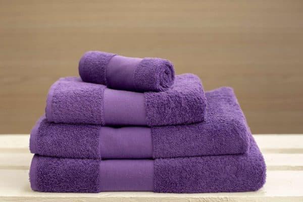 Purple Olima OLIMA CLASSIC TOWEL Törölközõk