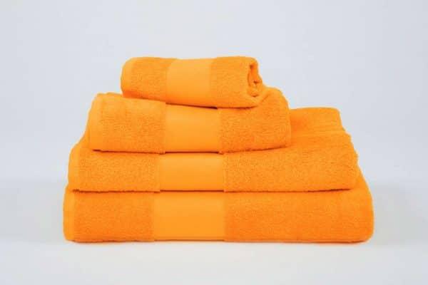 Tennessee Orange Olima OLIMA CLASSIC TOWEL Törölközõk