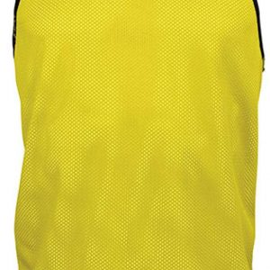 Fluorescent Yellow/Sporty Royal Blue Proact MULTI-SPORTS REVERSIBLE BIB Sport