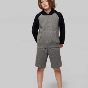 Proact KID'S FLEECE MULTISPORT BERMUDA SHORTS Gyermek ruházat