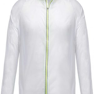 Transparent White Proact ULTRA LIGHT SPORTS JACKET Sport