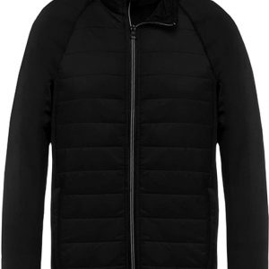 Black/Black Proact DUAL-FABRIC SPORTS JACKET Sport