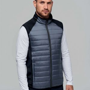 Proact DUAL-FABRIC SLEEVELESS SPORTS JACKET Sport