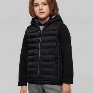 Proact KID'S HOODED BODYWARMER Gyermek ruházat