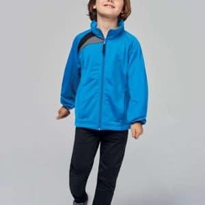 Proact KIDS' TRACKSUIT TOP Gyermek ruházat