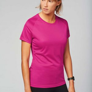 Proact LADIES' SHORT SLEEVE SPORTS T-SHIRT Sport