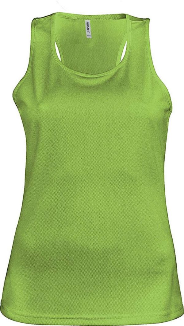Lime Proact LADIES' SPORTS VEST Sport