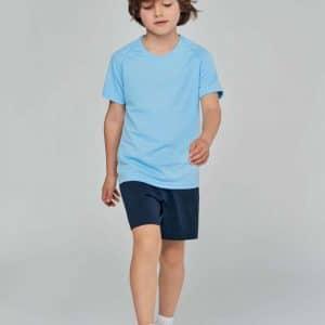 Proact KIDS' SHORT SLEEVE SPORTS T-SHIRT Gyermek ruházat