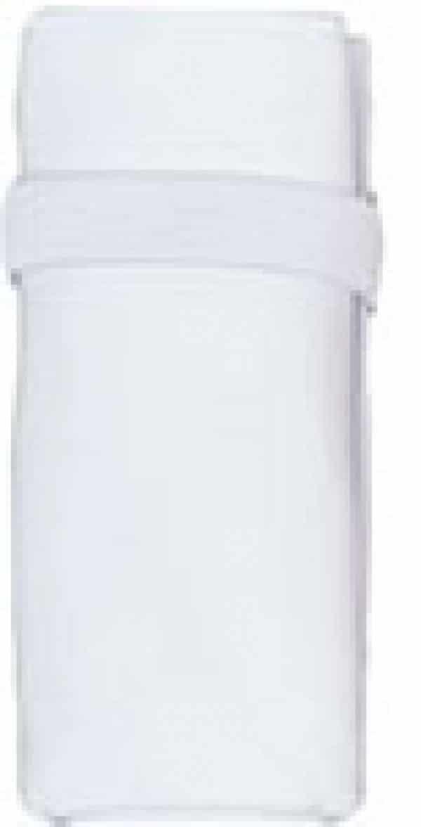 White Proact MICROFIBRE SPORTS TOWEL Törölközõk