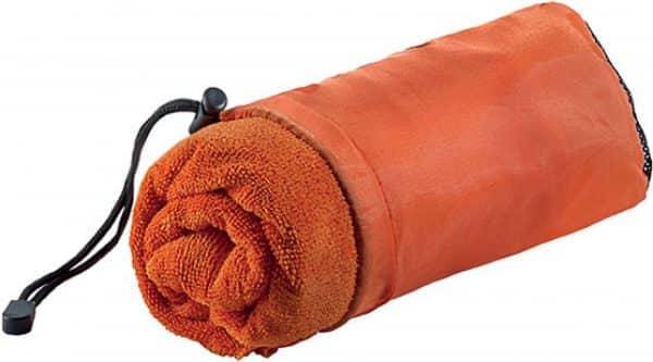 Orange Proact MICROFIBER SPORTS TOWEL Törölközõk