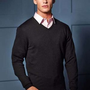 Premier 'ESSENTIAL' ACRYLIC MEN'S V-NECK SWEATER Formaruhák