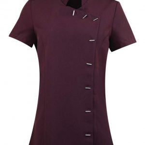 Brown Premier 'ORCHID' BEAUTY AND SPA TUNIC Formaruhák