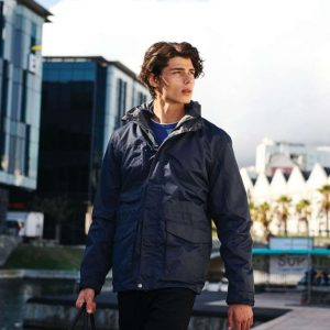 Regatta MEN'S BENSON III - BREATHABLE 3 IN 1 JACKET Kabátok