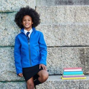 Regatta KIDS CLASSMATE - SOFTSHELL Gyermek ruházat