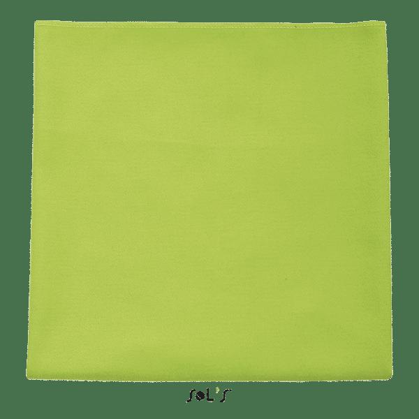 Apple Green SOL'S ATOLL 50 - MICROFIBRE TOWEL Törölközõk