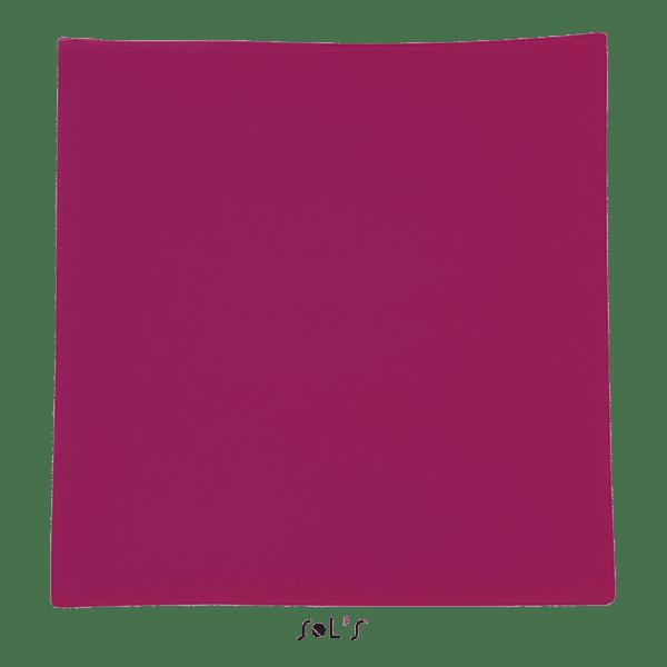 Fuchsia SOL'S ATOLL 50 - MICROFIBRE TOWEL Törölközõk