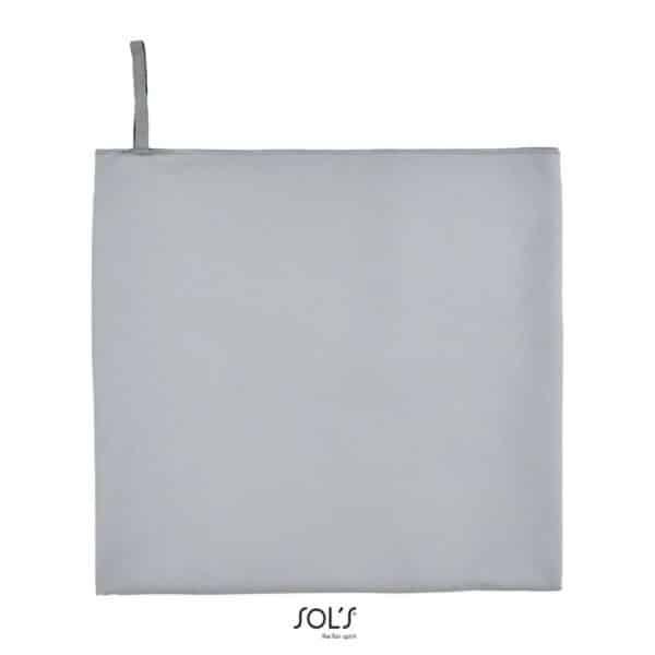 Pure Grey SOL'S ATOLL 50 - MICROFIBRE TOWEL Törölközõk