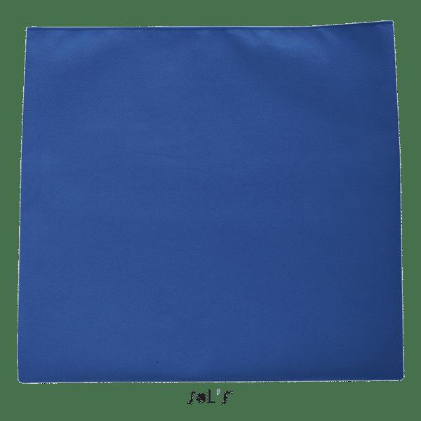 Royal Blue SOL'S ATOLL 50 - MICROFIBRE TOWEL Törölközõk