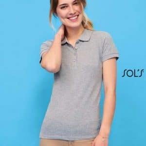 SOL'S PEOPLE - WOMEN'S POLO SHIRT Galléros pólók