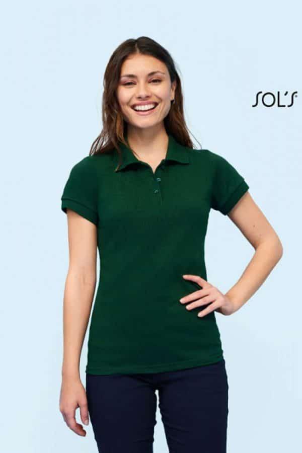 SOL'S PERFECT WOMEN POLO SHIRT Galléros pólók